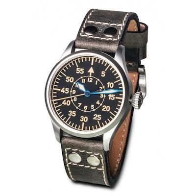 DEKLA Pilot watch 42mm Type B Old Radium