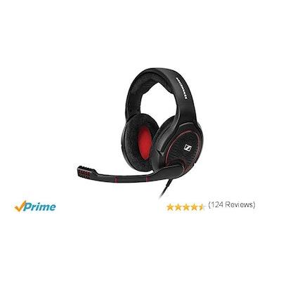 Sennheiser G4ME ONE Open, Acoustic PC Gaming Headset, Black: Amazon.ca: Musical