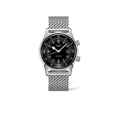 Watch Longines The Longines Legend Diver Watch L3.774.4.50.6