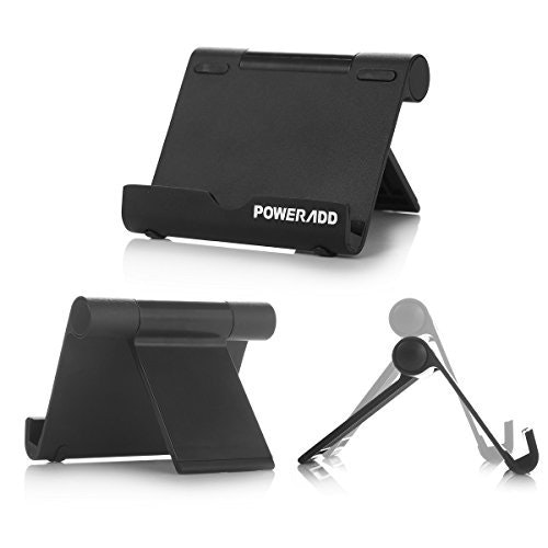 Poweradd Portable Tablet Stands Holder with Multi-Angle: Amazon.co.uk: Electroni