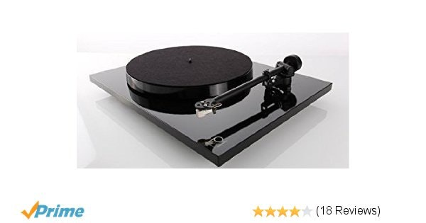Amazon.com: Rega - Planar 1 (Black): Home Audio & Theater