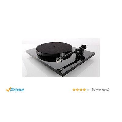 Amazon.com: Rega - Planar 1 (Black): Home Audio & Theater