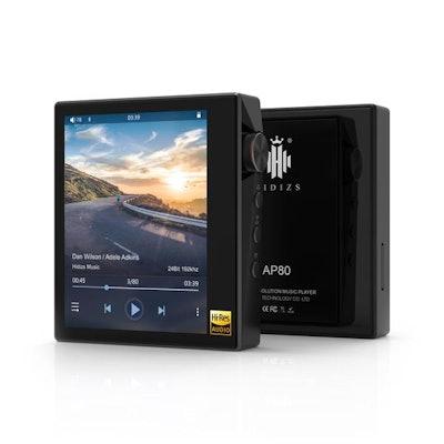 AP80                         – Hidizs | Enjoy Music Like Never Before