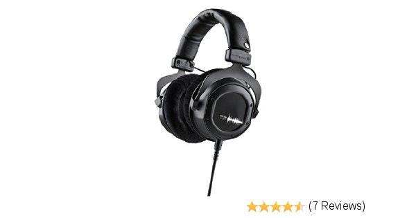 Beyerdynamic Custom Studio 80 Ohm closed Studio Headphone: Electroni
