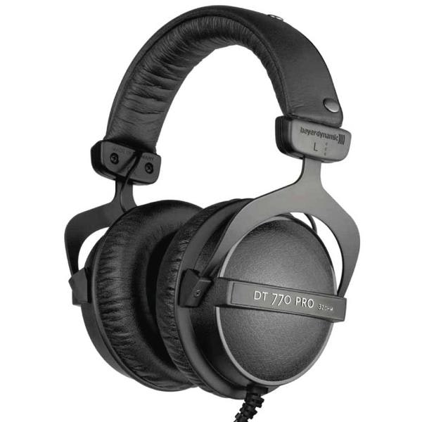 Beyerdynamic DT 770 PRO Studio & Monitor Headphones