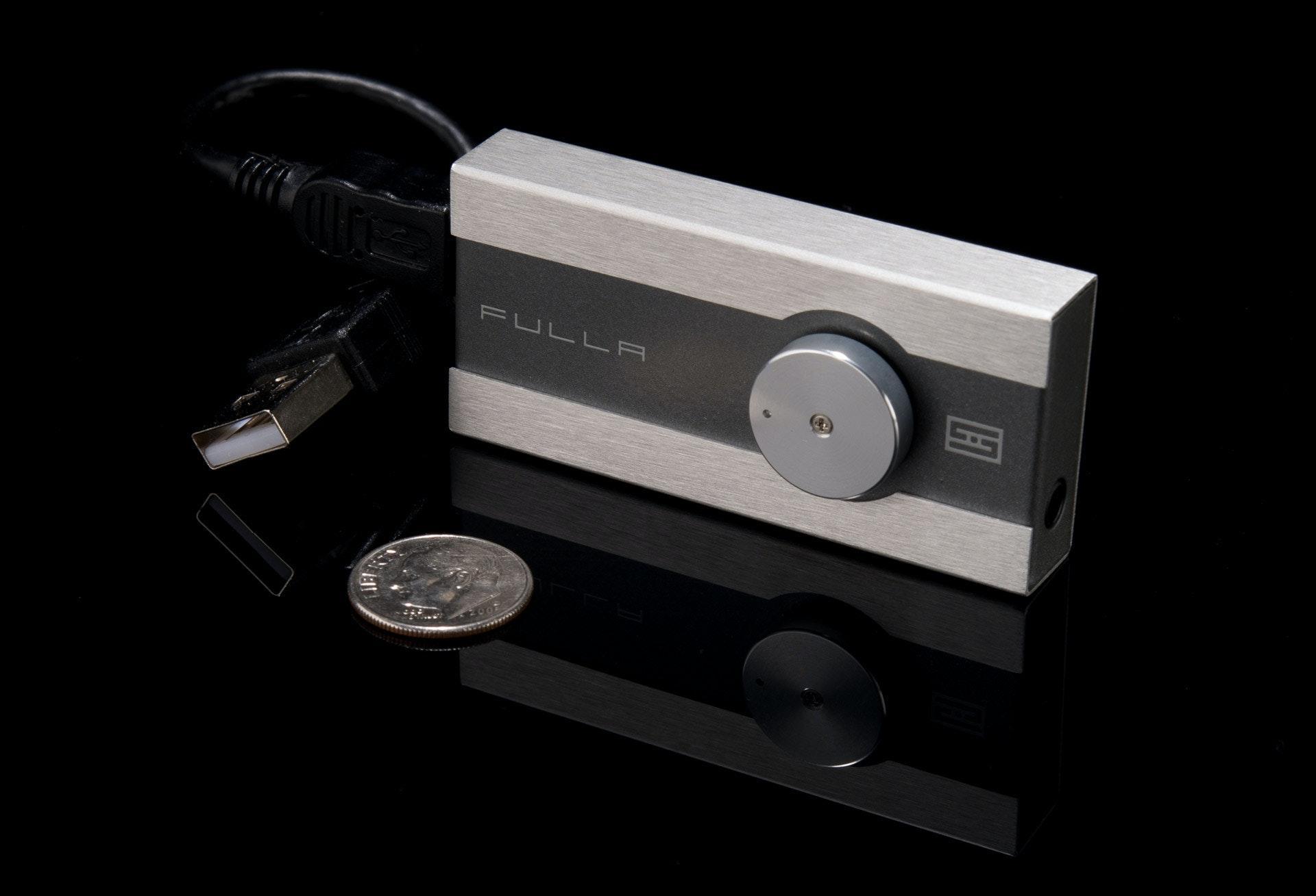 $80 Schiit Fulla DAC + Amp Combo