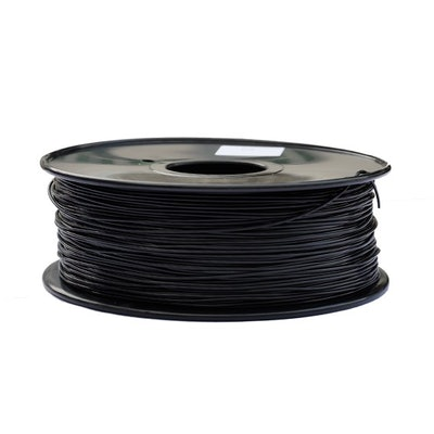 HobbyKing 3D Printer Filament 1.75mm PLA 1KG Spool (Black)