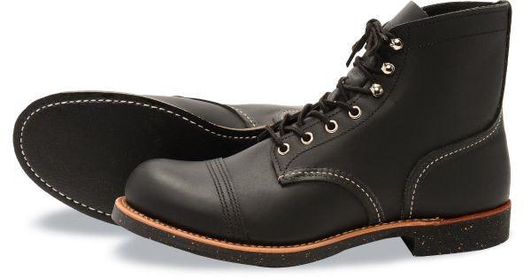 "Men's 8114 Iron Ranger 6"" Boot   Red Wing Heritage"