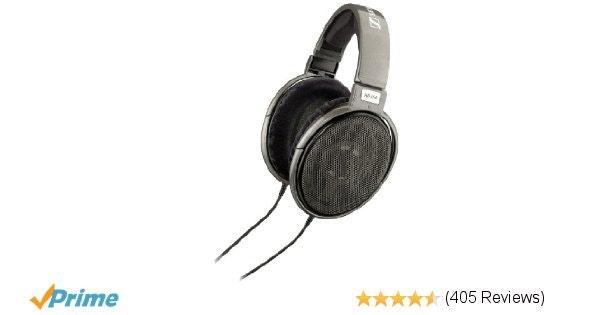 Amazon.com: Sennheiser HD 650 Open Back Professional Headphone: Electronics