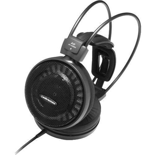 Audio-Technica ATH-AD500X High Fidelity Audiophile Open-Air Dynamic Headphones -