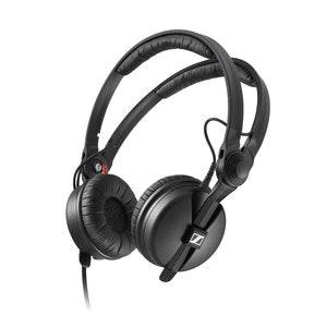 Sennheiser HD 25 - On Ear DJ Headphone - Noise Reduction, Powerful bass response