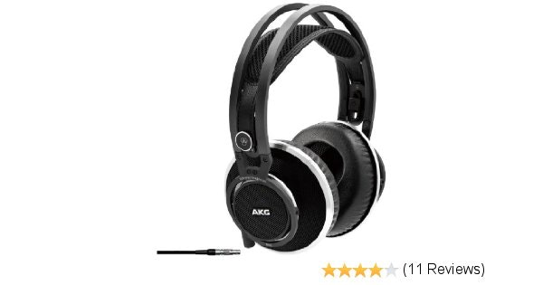 Amazon.com: AKG Pro Audio K812PRO Superior Reference Headphone: Musical Instrume