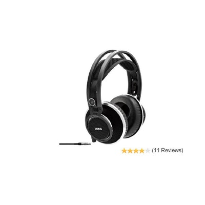 Amazon.com: AKG Pro Audio K812PRO Superior Reference Headphone: Musical Instrume