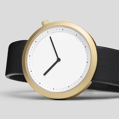 Bulbul Watches - Matte Gold Facette