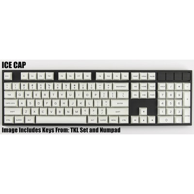 "SA ""Ice Cap"" Keyset - Pimpmykeyboard.com"