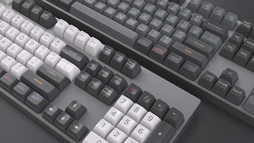 Oblivion SA Keycap Set