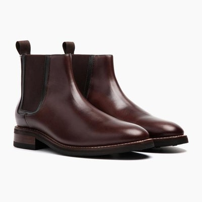 Brown Duke Chelsea Boot | Thursday Boot Company                     Arrow F