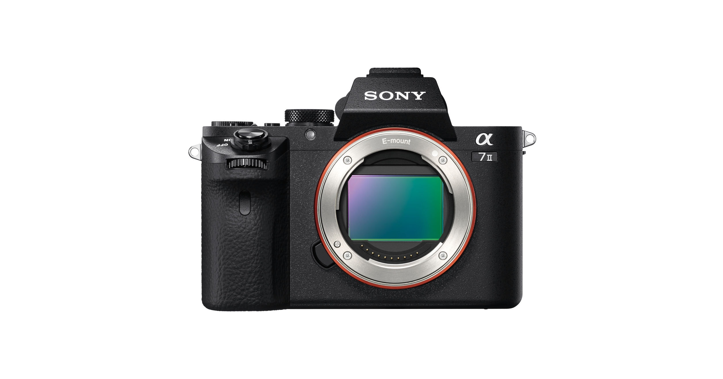 a7 II | Full-frame camera with 5-axis image stabilization | Sony US