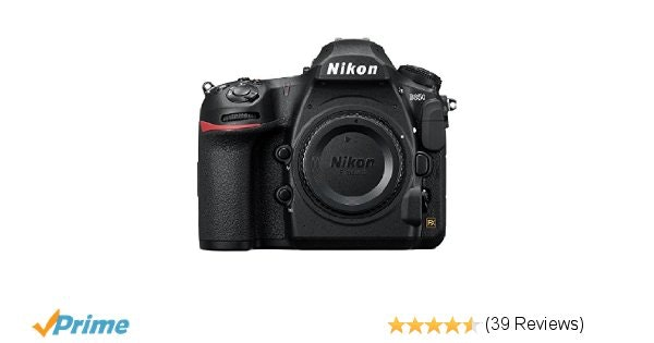 Amazon.com : Nikon D850 FX-format Digital SLR Camera Body : Camera & Photo
