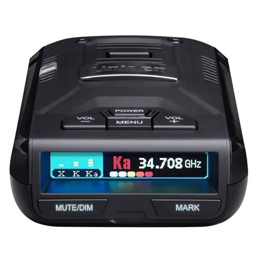 R3 DSP Extreme long range radar detector / laser detector with GPS