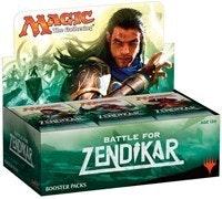 MTG Battle for Zendikar - Booster Box