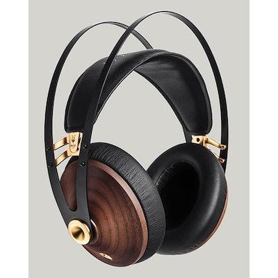 Meze 99 Classics Walnut Gold Wood Headphones | Meze Audio