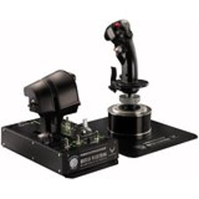 PC Joystick - HOTAS Warthog™ + Throttles - US AIR FORCE Licensed | Thrustmaster