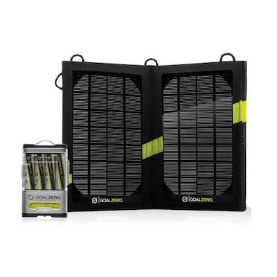 Guide 10 Plus Solar Kit | Complete Solar Kits | Goal Zero