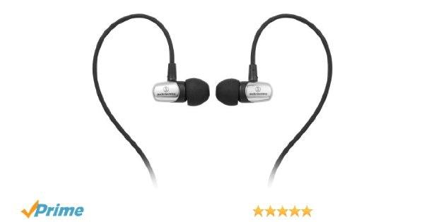 Amazon.com: Audio Technica ATH-CK100 Triple Balanced Armature Inner Headphone (J