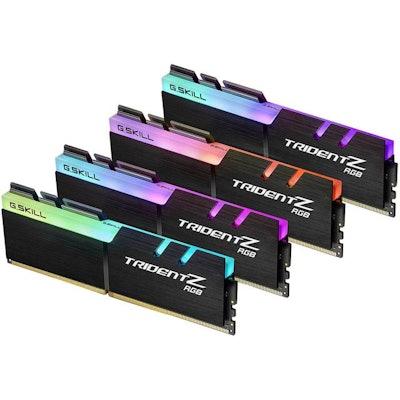 G.SKILL TridentZ RGB Series 32GB (4 x 8GB) 288-Pin DDR4 SDRAM DDR4 3600 (PC4 288