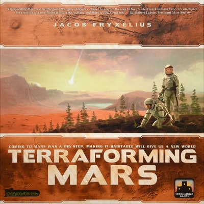 Terraforming Mars | Board Game