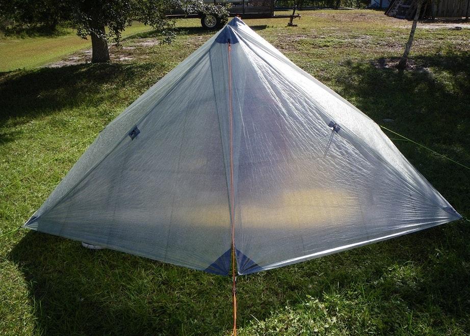 Ultralight Two Person Tent | ZPacks | Lightest 2 Person Tent  sc 1 st  Massdrop & 3 SEASON 2 PERSON LIGHT TENT Poll | Massdrop