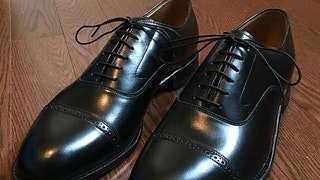 Aldrich II Cap Toe | Johnston & Murphy