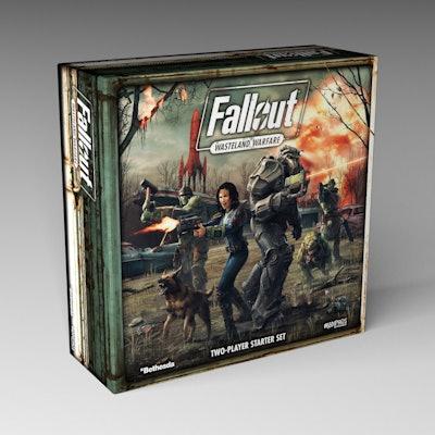 Fallout: Wasteland Warfare - Modiphius Entertainment