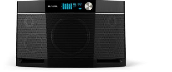 Aiwa Exos-9 Bluetooth Speaker | Aiwa