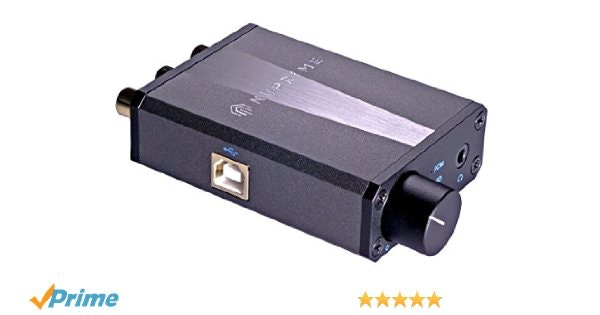 NuPrime uDSD Hi-resolution USB-powered Portable DAC (PCM 384, DSD 25