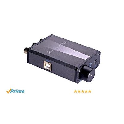NuPrime uDSD Hi-resolution USB-powered Portable DAC (PCM 384, DSD 25