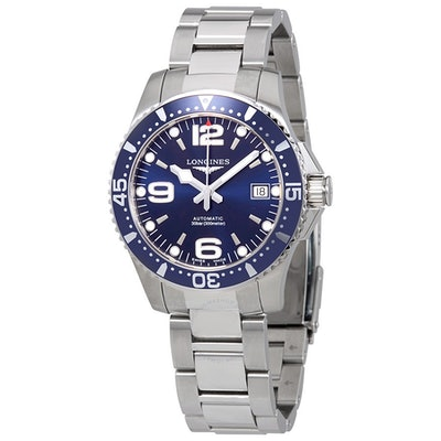 Longines HydroConquest Automatic Men's Watch L37414966 - HydroConquest - Longine