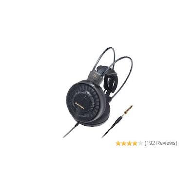 Amazon.com: Audio Technica ATH-AD900X Open-Back Audiophile Headphones: Home Audi