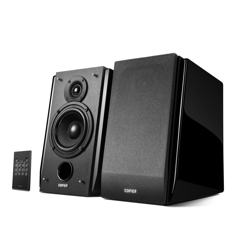 R1850DB Bookshelf Speakers With Subwoofer Out - [Edifier USA]