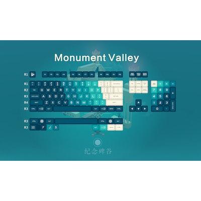 SA Monument Valley Custom Keycap Set