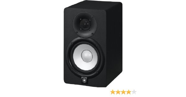 Yamaha HS5 Studio Monitor, Black: Amazon.ca: Musical Instruments, Stage & Studio