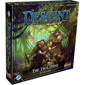 The Trollfens - Fantasy Flight Games