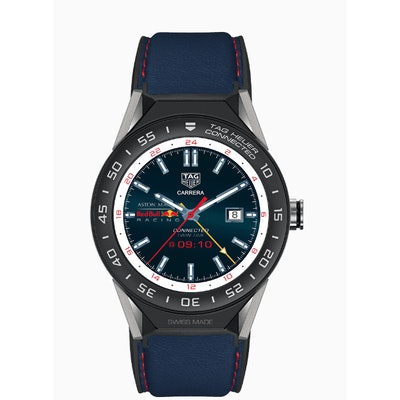 TAG Heuer Connected Modular 45 mm Sandblasted ceramic Watch | SBF8A8028.11EB0147