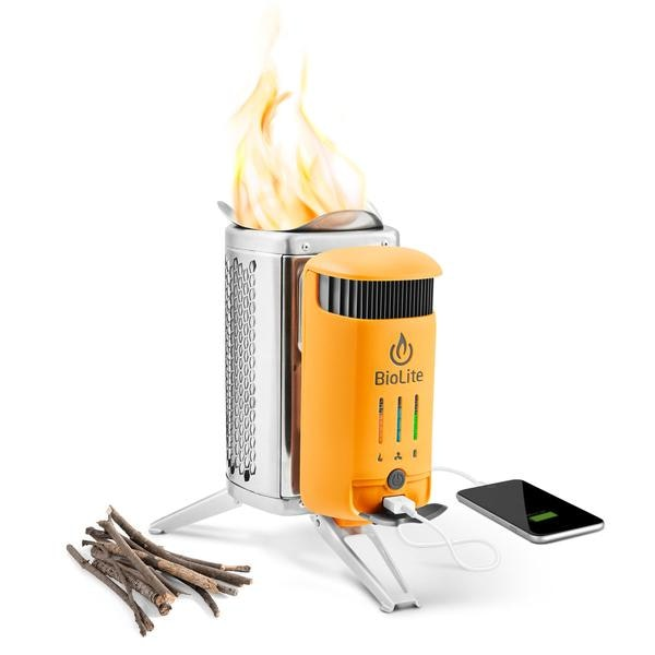 NEW BioLite CampStove 2 | Now With 50% More Power & Battery