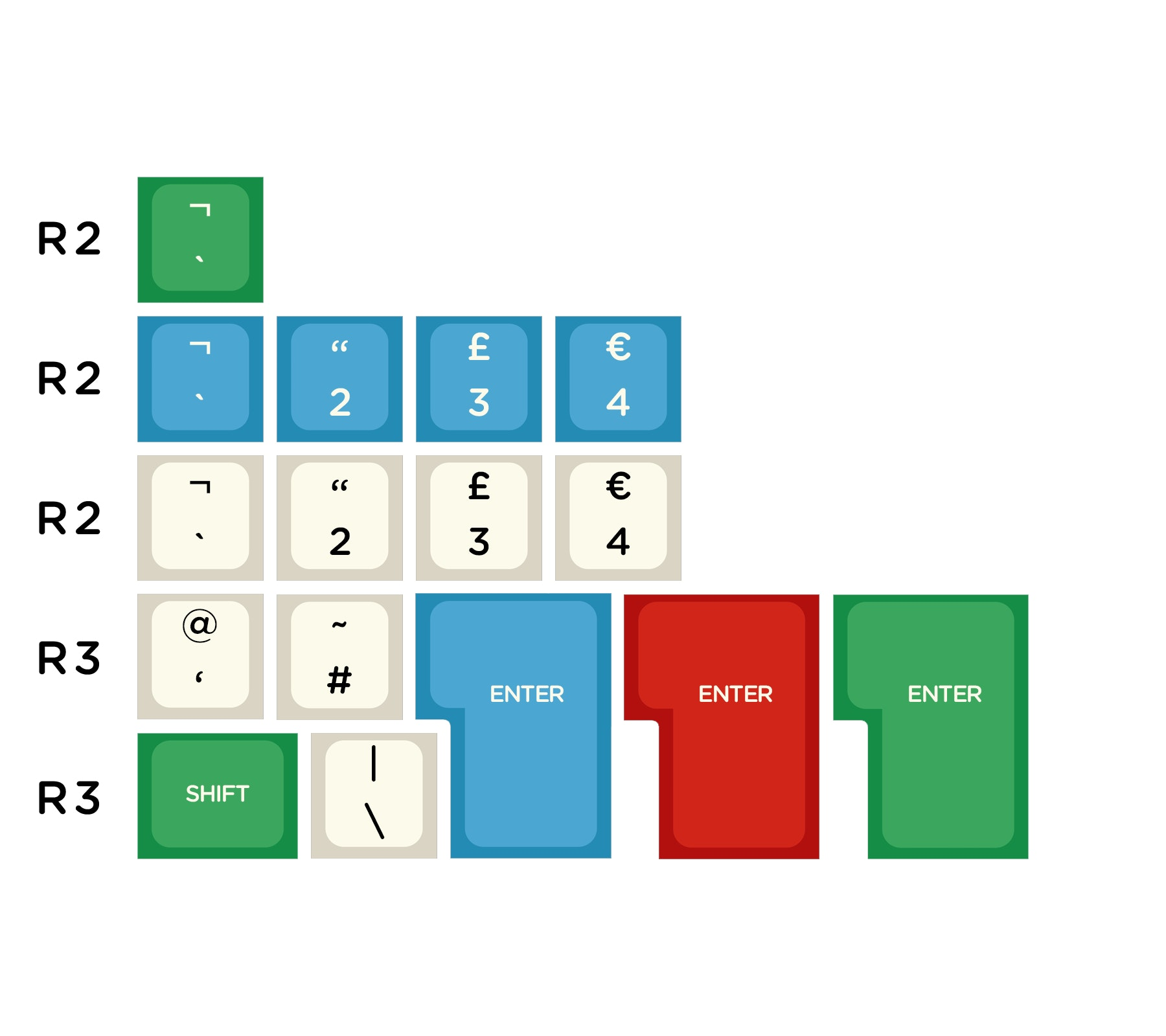 [IC] GROUND CONTROL - ISO Kit