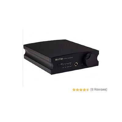 Aune X1S 32Bit/384KHz DSD DAC Headphone Amplifier black: Electronics