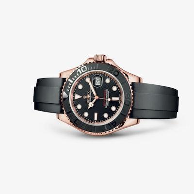 Rolex Yacht-Master 40 Watch: 18 ct Everose gold - 116655