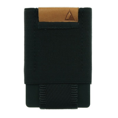 Black Thin Wallet - BASICS Wallets | BASICS Products