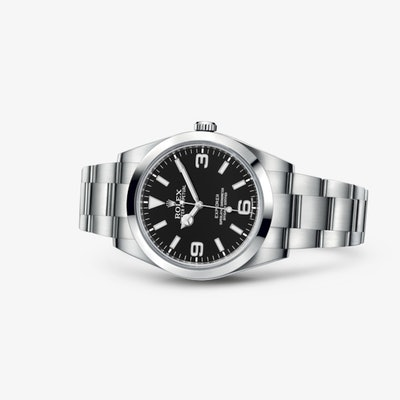 Rolex Explorer Watch: Oystersteel - 214270
